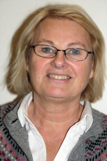 Bente Abrahamsen.