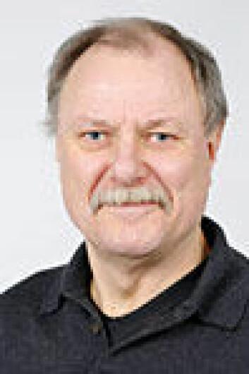 Øyvind Horverak (Foto: SIRUS)