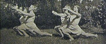 Kvinnegymnastikken ble utviklet i mellomkrigsårene som følge av nye medisinske teorier om kropp og kjønnsforskjeller.