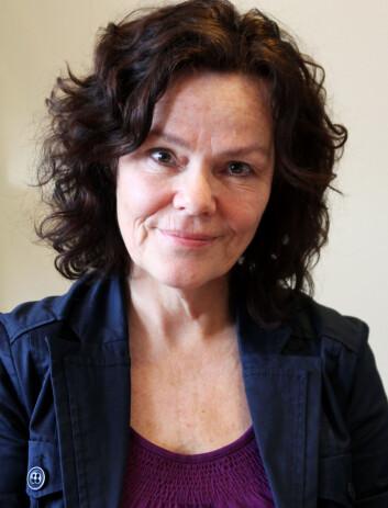 Anne Lise Ellingsæter. (Foto: Ida Irene Bergstrøm)