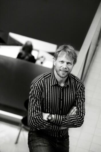 Magne Jørgensen forsker på overskridelser i it-prosjekter. (Foto: Sverre Christian Jarild)