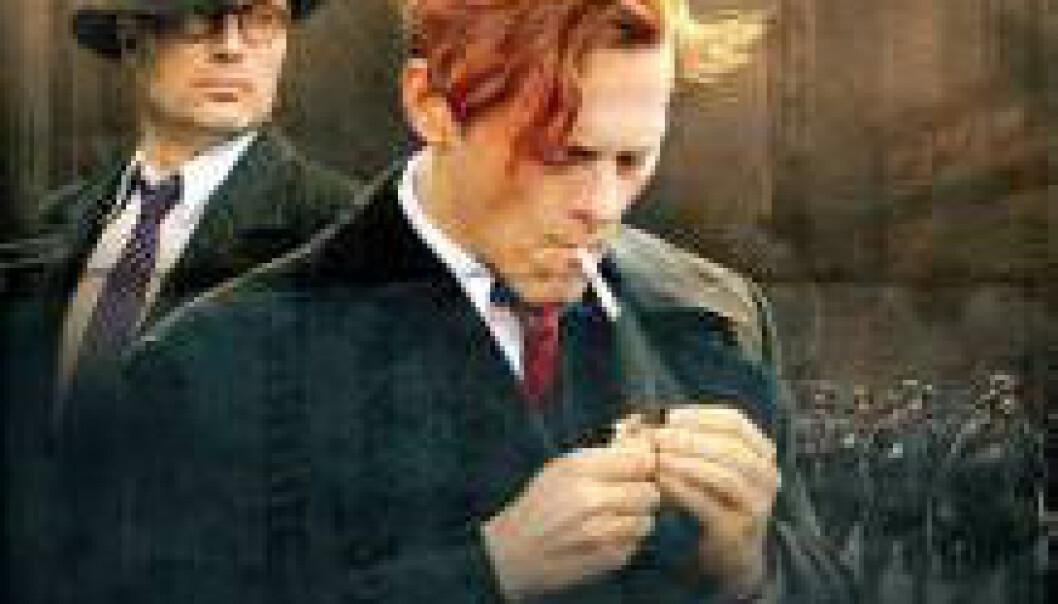 Handlingsforløpet i den danske filmen Flammen & Citronen inneholder flere opplysninger som historikere karakteriserer som usannsynlige. (Copy: Nimbus film)