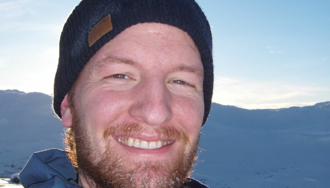 Jostein Riiser Kristiansen