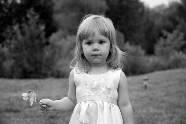 Det å være vitne til foreldres vold kan være skadelig for barn, og øker risikoen for at man selv havner i gjentatte parhold preget av vold. (illustrasjonbilde: www.colourbox.no)