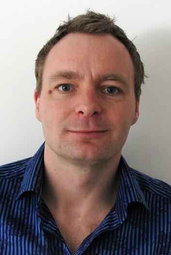 Professor Anders Fjell, Psykologisk instistutt, Universitetet i Oslo (Foto: Arnfinn Christensen)
