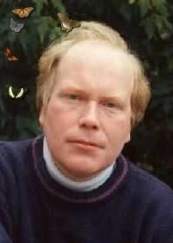 """""""Professor Klaus Høiland. (Foto: UiO)"""""""