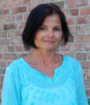 Forsker og psykolog Solveig Karin Bø Vatnar. (Foto: Anita Haslie).