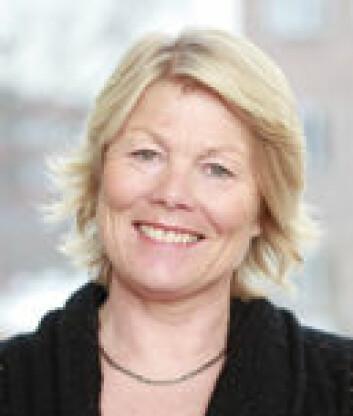 Marit Kjærnsli. (Foto: UiO)