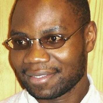 Ochiba Mohammed Lukandu.(Foto: Universitetet i Bergen)