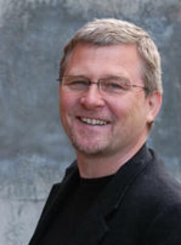 Professor Jan-Olav Henriksen ved Det teologiske Menighetsfakultet.