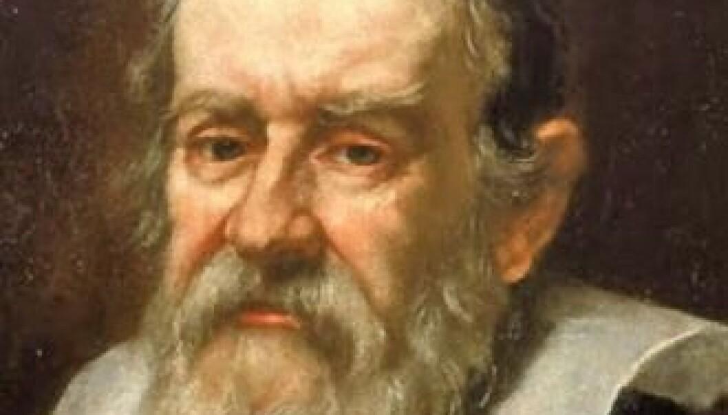 Nytt i Galileis notatbok