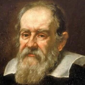"""""""Fysikeren og astronomen Galileo Galilei(1564-1642), malt av Justus Sustermans i 1636. (Kilde: Wikimedia Commons)"""""""