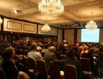 """Forskningsrådets nordområdekonferanse 2006 ble holdt i Tromsø denne uken, og samlet rundt 300 mennesker."""