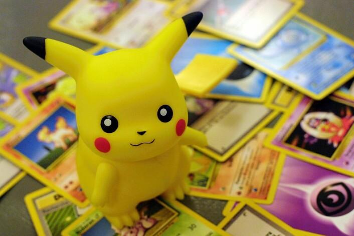 """""""I 1997 fikk flere hundre japanske barn epilepsianfall etter å ha sett en Pokemon-episode på TV. (Illustrasjonsfoto: www.colourbox.no)"""""""