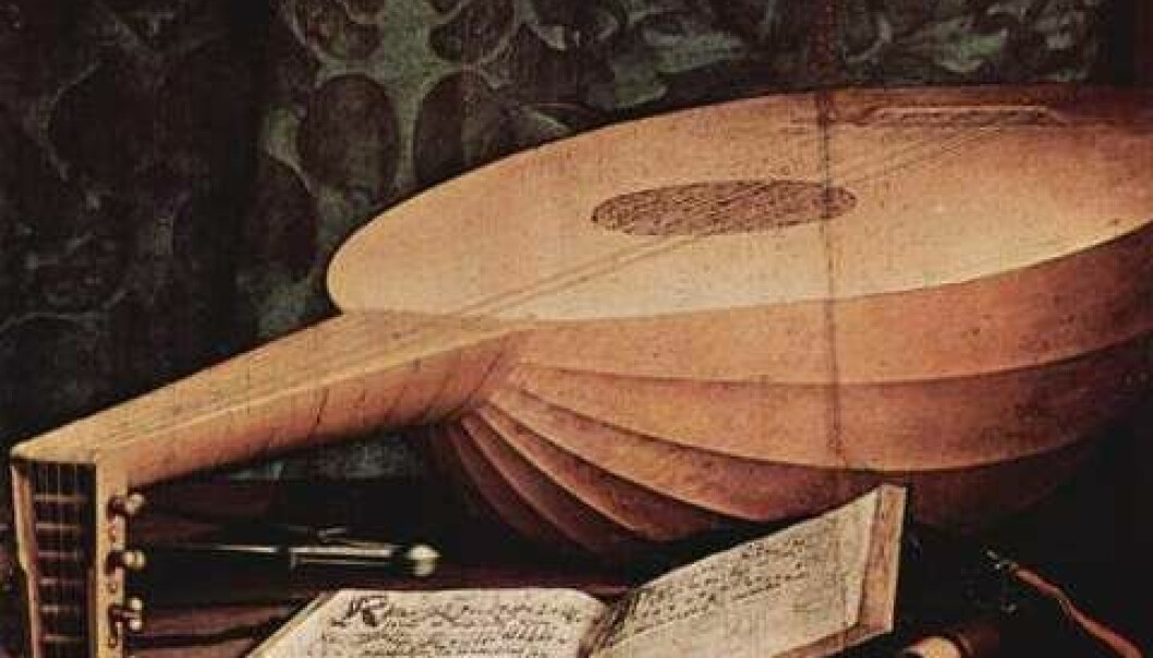 Lutt, slik Hans Holbein d.y. malte den. (Foto: Wikimedia Commons)