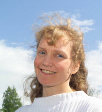"""Hallgjerd Aksnes. (Foto: Annica Thomsson)"""