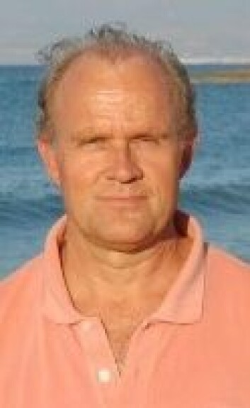 Kristoffer Rypdal (Foto: UiT)