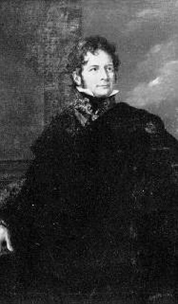 """""""Grev Wedel Jarlsberg var en markant skikkelse blant Eidsvollsmennene. Han ledet denandre av de to leirene som formet seg - Unionspartiet. (Bilde: Wikimedia Commons)"""""""