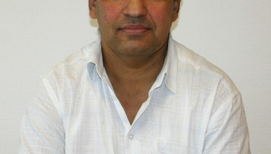 Muhammad Nawaz (Foto: UNIK)