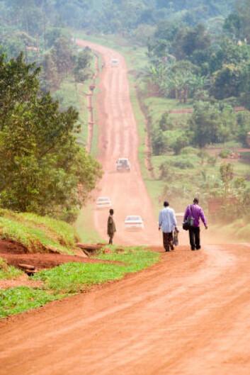 Å forlate flyktningleiren og familien blir eneste utvei for mange arbeidsløse og frustrerte menn i ugandiske flyktningleire. (Illustrasjonsfoto: iStockphoto)