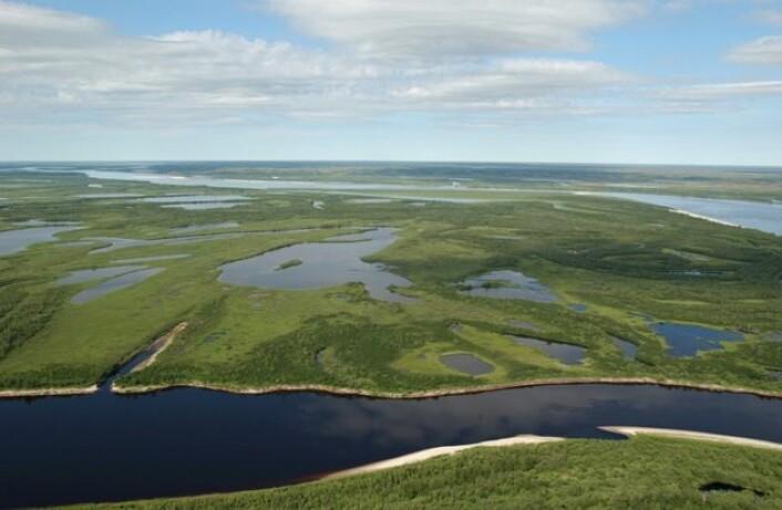 Nye gassfelt i det vestlige Sibir må utvikles for å forsyne EU med gass fram mot 2030. (Foto: Gazprom)