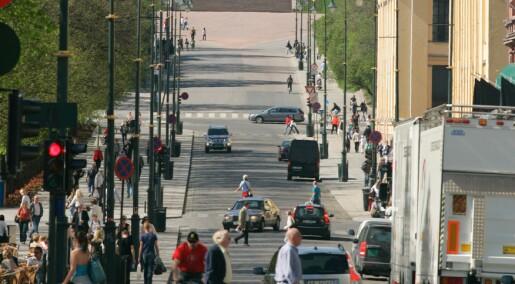 Stadig flere unge til Oslo-området