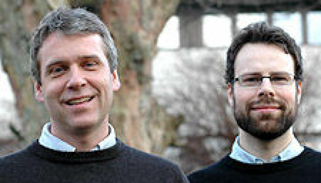 """""""Vidar M.Steen og Johan Fernø har sammen med kolleger funnet at visse medisiner mot psykoser og depresjon påvirker gener som regulerer kroppens fettsyntese."""""""