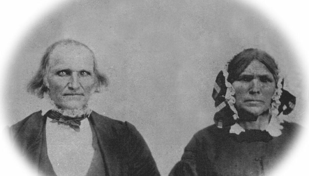 Osul og Gunnhild Enge Nelson