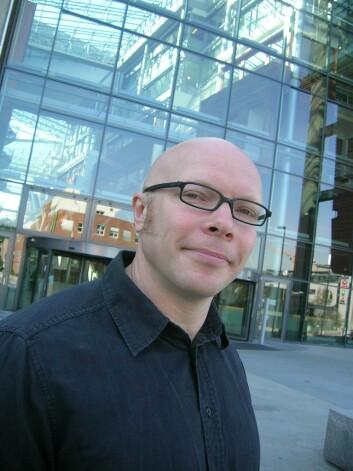 Øyvind Ihlen. (Foto: Audun Farbrot)
