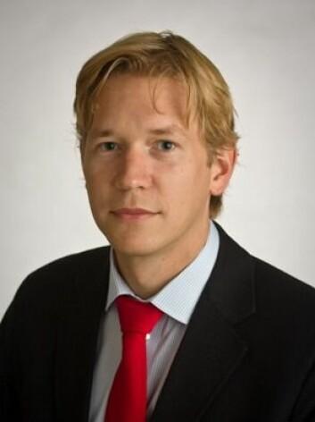 Forsker Bengt Söderbergh.