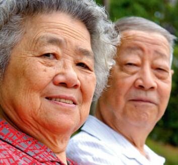 GENERASJONER: Også i Kina eldes befolkningen. Folk bør heller oppfordres til å få flere barn, mener kinesiske forskere. Foto: Shutterstock