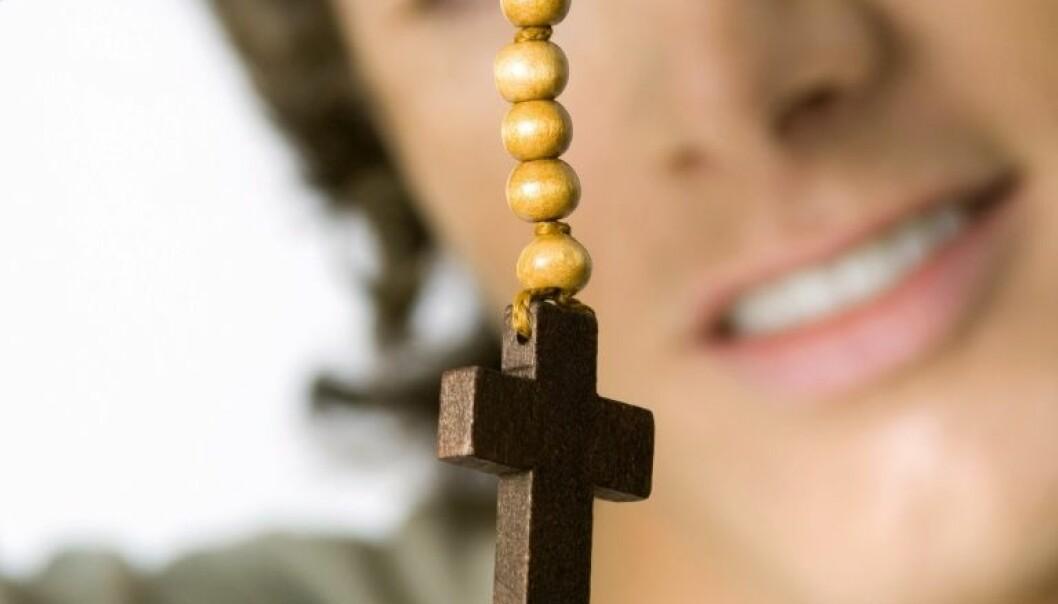 Religion som flørtevåpen