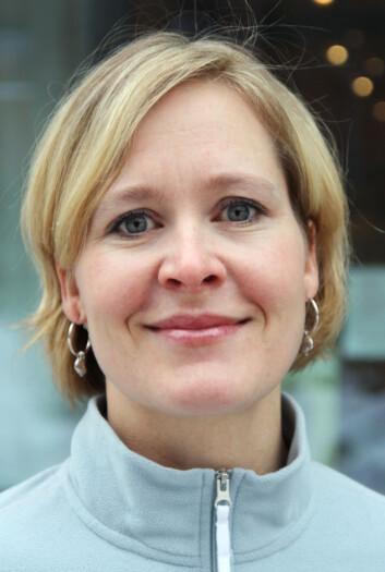 Hedda Eik Grape. (Foto: Kristin Engh Førde)