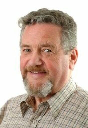 Professor Ole O. Moen. (Foto: UiO)