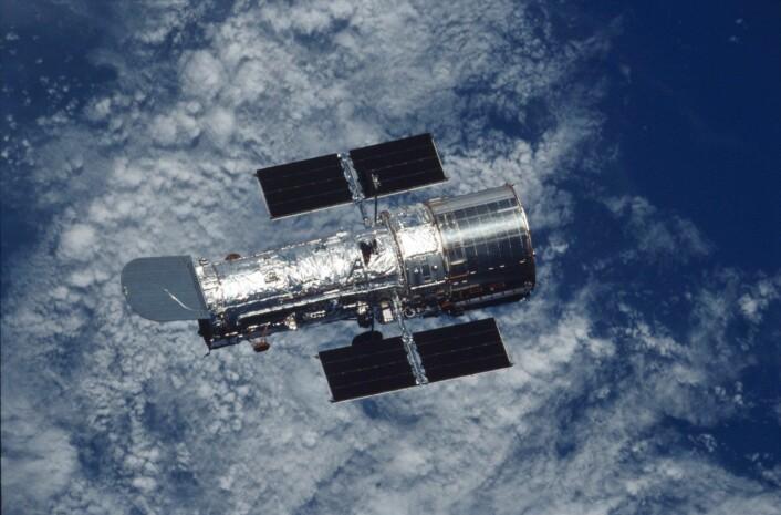 """""""Ifølge Royal Society vet ikke forskerne nok om skyenes påvirkning av klimaet. (Illustrasjonsfoto: NASA)"""""""