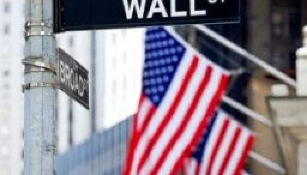 Wall Street. (Foto: iStockphoto)