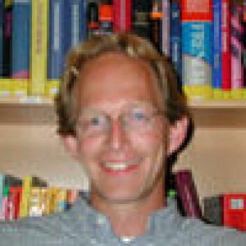 """""""Seniorrådgiver Casper Linnestad i Bioteknologinemda."""""""