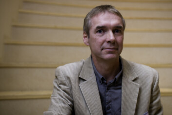 Øyvind Rø er psykiater ved Modum Bad og har jobbet med spiseforstyrrelser i over ti år som forsker og terapeut. (Foto: Katrine Ree Holmøy)