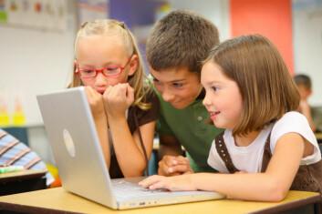 - Digitale verktøy bør integreres i barnehageopplegget, sier høgskolelektor. (Illustrasjonsfoto: iStockphoto)