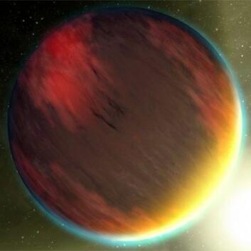 Kepler har funnet fem nye planeter, alle brennhete og ugjestmilde (Illustrasjon: NASA)
