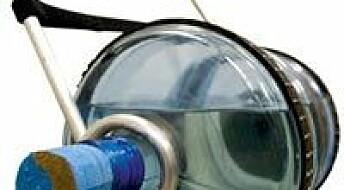 Vannpulk fra søppeldynga