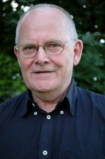 Forskningssjef Petter Kristensen. (Foto: Statens arbeidsmiljøinstitutt)