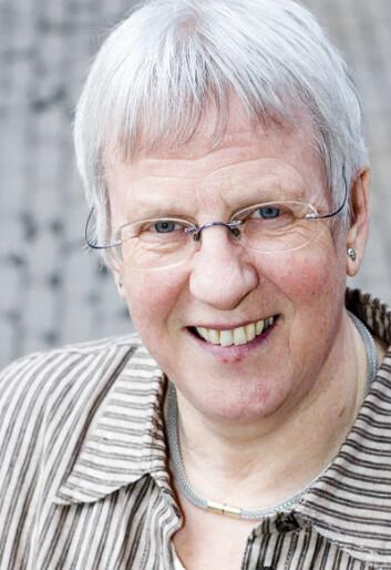 Nina Bølgan. (Foto: Tomas Rolland)