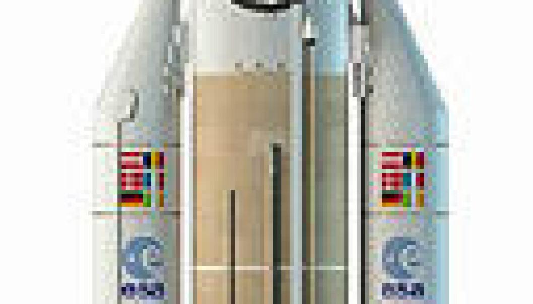 Ariane 5-ECA skal skytes opp igjen