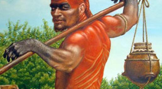 Første bønder i Europa kom fra Midtøsten