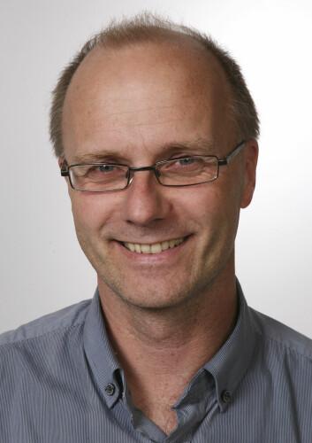 Pétur B. Júlíusson (Foto: Haukeland)
