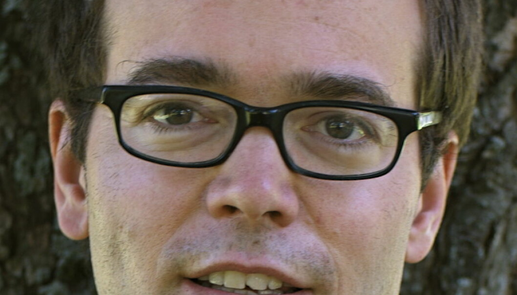 Gunnar C. Aakvaag (Foto: UiO)