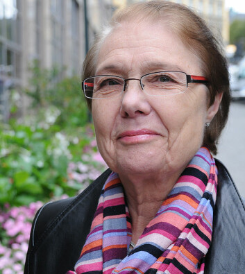 Førsteamanuensis May-Karin Rognstad ved Høgskolen i Oslo.