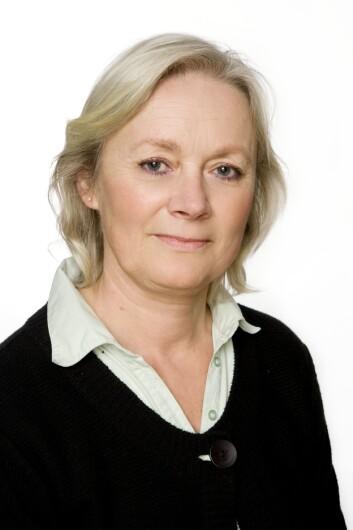 Randi Kjeldstad. (Foto: Studio Vest)