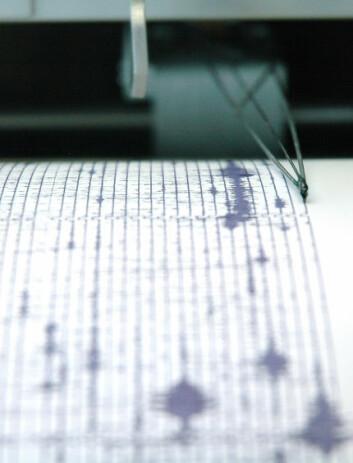 """""""Fredagens skjelv i Japan hadde en styrke på 8,9. Det er rundt tusen ganger så kraftig som det vi kanbli rammet av her i Norge. (Illustrasjonsfoto: iStockphoto)"""""""